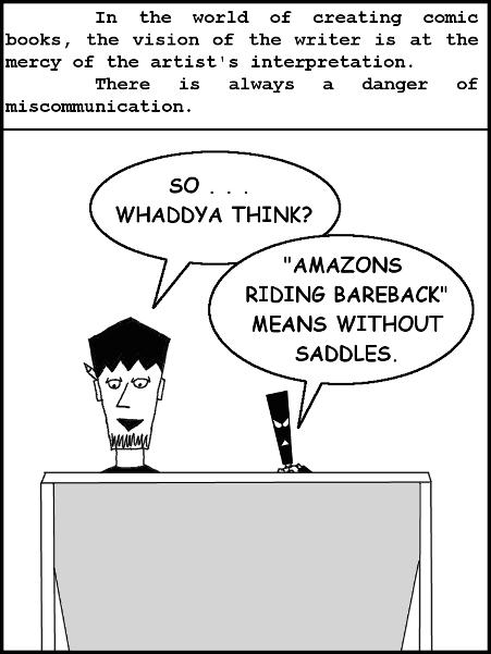 Miscommunication essay